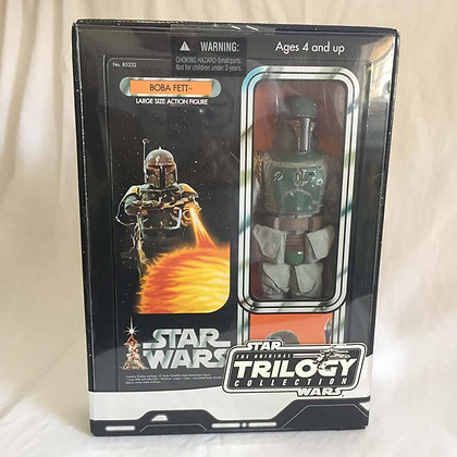 "Star Wars, Boba Fett, 12"" Boba Fett, collectible toys, simpsons, star trek, pee wee herman, batman"