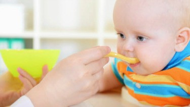 Signs of Solid Food Readiness