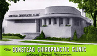 Westcoast Spine Center, History of the Gonstead Chiropractic Method, Clarence Gonstead History
