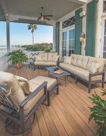 Hampton Deep Seating Collection