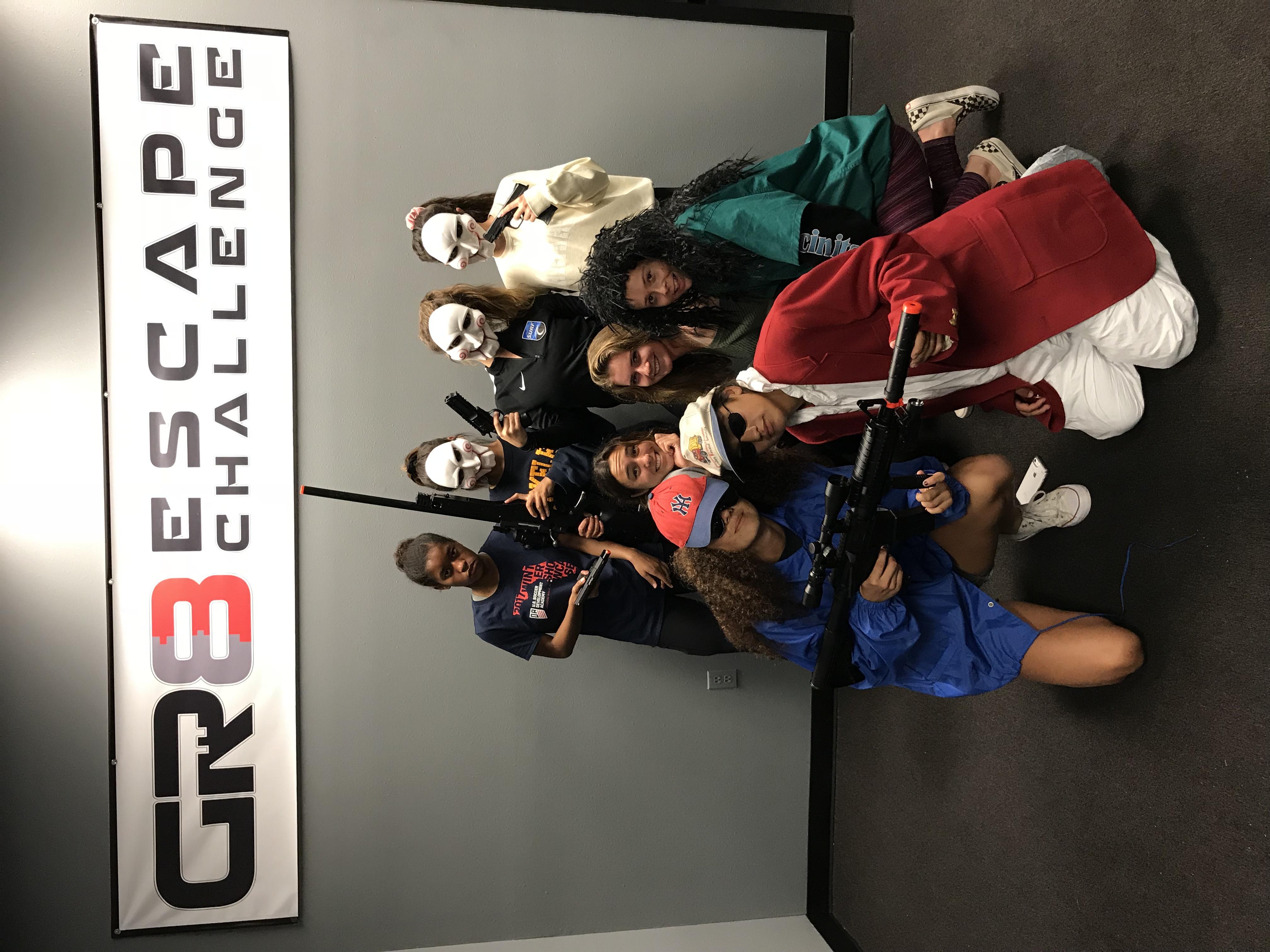 Gr8 Escape Challenge Venice FL