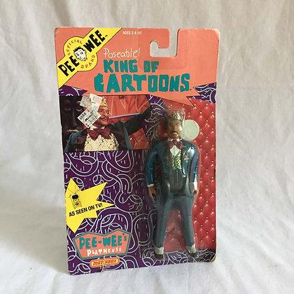 """Pee Wee Herman King of Cartoons Figure 6"""", Pee Wee, collectibles toys, batman, star wars, star trek, simpsons, super hero"""