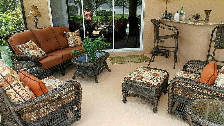 florida furniture patio customer 39 s creations gallery