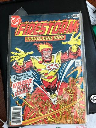 Firestorm #1 - DC Comics - 1980