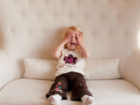 5 tips for dealing with toddler frustration