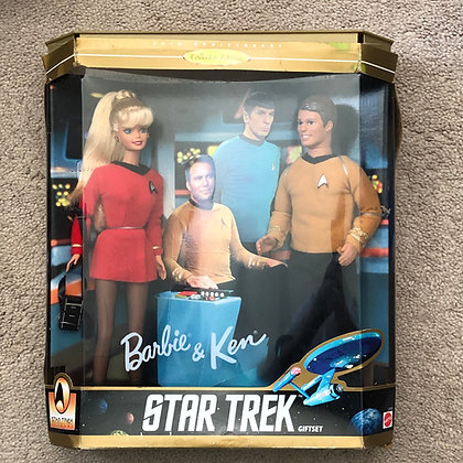 Star Trek Barbie & Ken Set