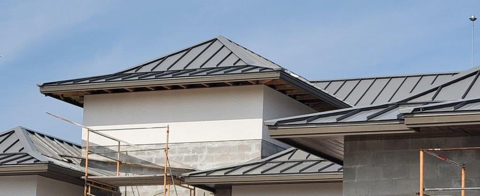 Longboat Key Roofing - New Construction