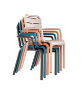 Cannes Armchairs Stacked