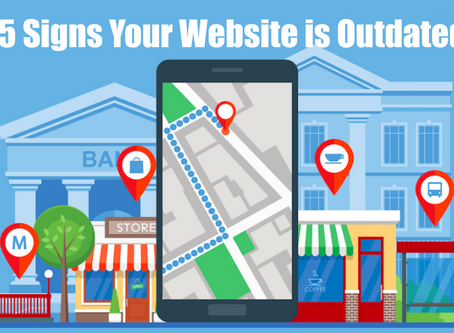 5 Signs Your Website is Outdated
