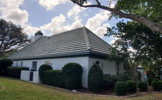 Longboat Key Roofing Sherbrooke Court - AFTER