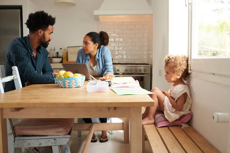 How to Find Harmony When Parents Disagree