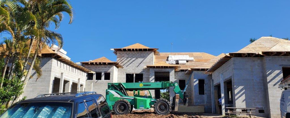 New Construction Roofing by Longboat Key