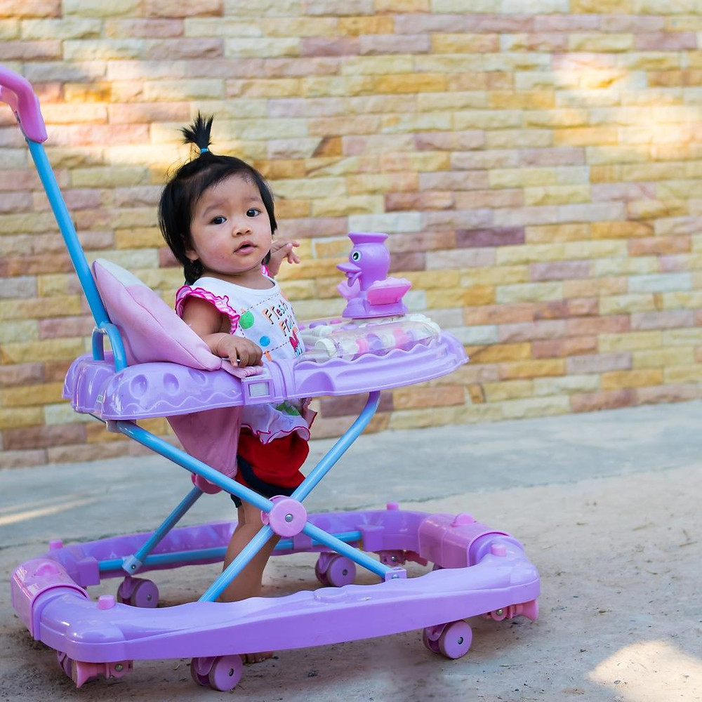 Are Baby Walkers Ever Safe?