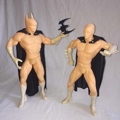 """Batman, 12"""" Prototypes, Rare, star trek, collectible toys, pee wee herman, star wars, simpsons, super heroes"""