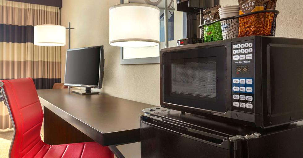 Ramada Sarasota Waterview Desk