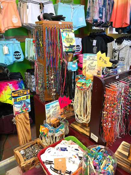 Beach Gift Shop Near Me On Siesta Key, Florida
