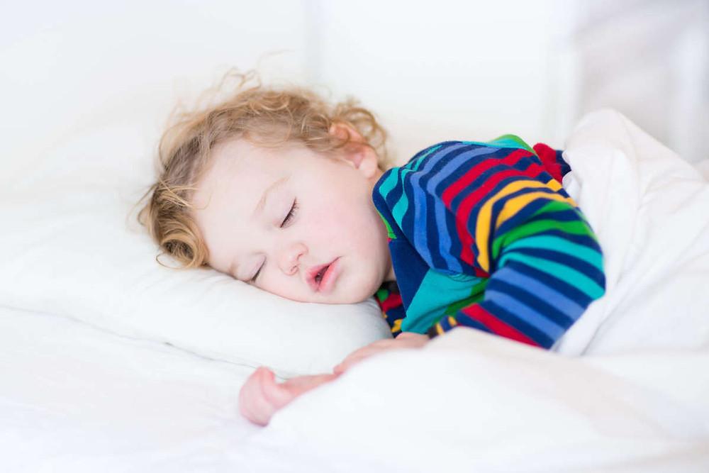 Toddler Bedtime Struggle