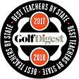 Jim Estes Golf - Golf Digest Best Teachers By State Award 2017-2018