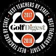 Jim Estes Golf - Golf Digest Best Teachers By State Award 2017-2018