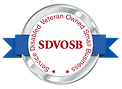 Service Disabled Veteran Owned Small Business Badge
