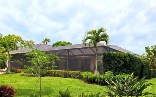 Longboat Key Roofing - Specialty Porcelain Tile Roof AFTER