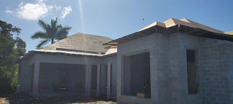 New Construction Roofing By Longboat Key Roofing, Sarasota FL