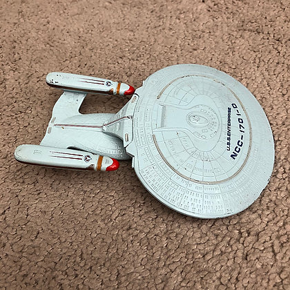 Star Trek TNG Die Cast Enterprise