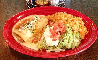 El Camino Food Chimichanga red plate.jpg