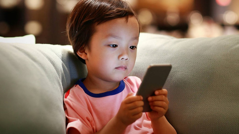 Keeping kids from getting addicted to phones