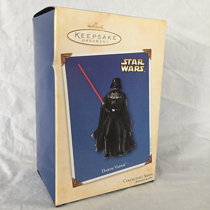 Star Wars Hallmark Keepsake Christmas Ornament