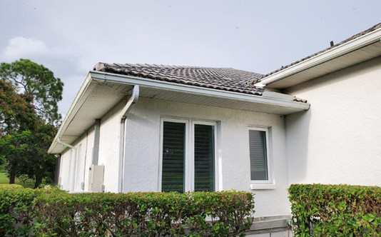 Longboat Key Roofing Palm Aire Project - BEFORE