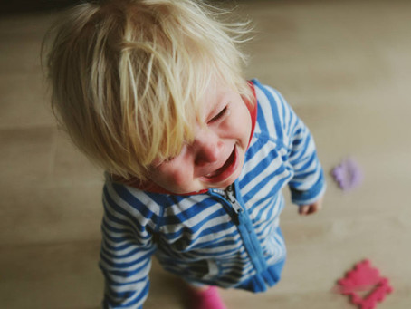 5 tantrum triggers and how you can avoid them