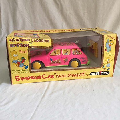 simpsons, italian car, collectibles toys, batman, pee wee herman, star wars, star trek, simpsons, super heroes, weird toys