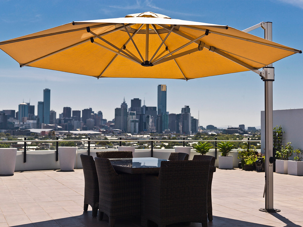 Choosing the Correct Commercial Umbrellas, Contract Furnishings Commercial Umbrellas