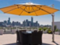 Contract Furnishings Commercial Pool & Patio Furniture - Umbrellas