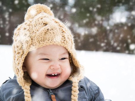 Seeing the holidays through your toddler's eyes