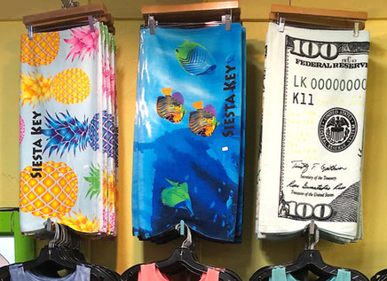 Siesta Key Beach Towels