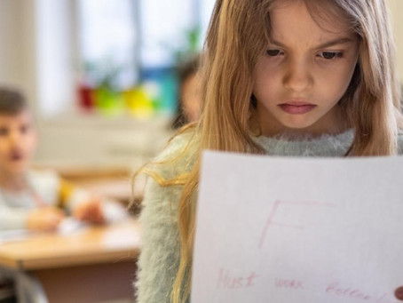 Why You Should Let Your Kid Fail (Sometimes)