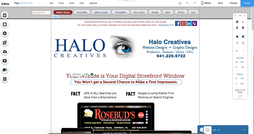 Sarasota Website Design, Website Design & SEO Company, Sarasota Website Designs, Web Design Company, Graphic Design, Southwest Fl Web Design, NE Ohio Web Design