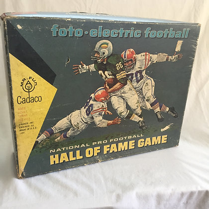 football game, vintage toys, slider puzzle, tv character toys, pee wee herman, star wars, star trek, super heroes, weird toys