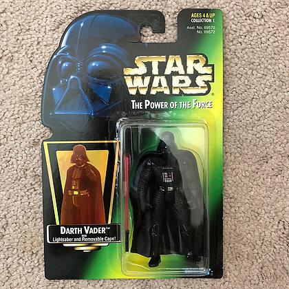 Star Wars - POTF - 1997 Kenner -Darth Vader - MIP
