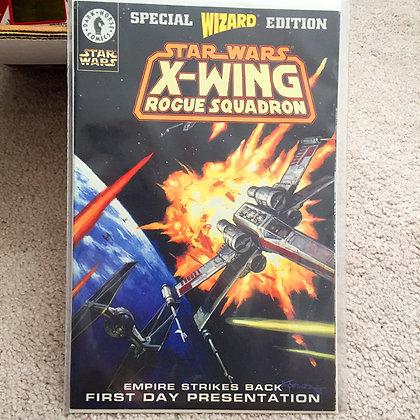 Dark Horse Comics 1997 Star Wars X-Wing Squadron