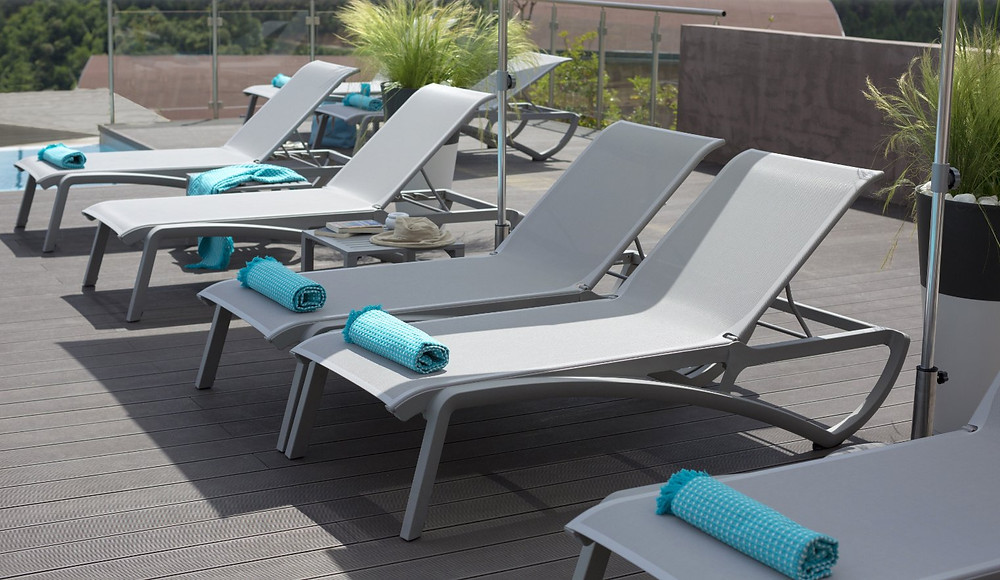 Contract Furnishings International is your source for commercial, wholesale, factory direct patio, pool, and outdoor furnishings of all types for businesses, restaurants, resorts, etc.. Grosfillex, Aluminum, Deep Seating, Wicker, Umbrellas & Shade, Playground & Park, Site Furnishings and more!