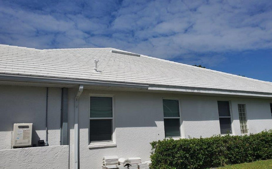 Longboat Key Roofing Palm Aire Project - AFTER