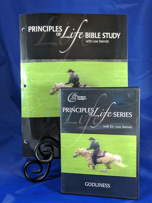 Principles of Life Series #6 Godliness with Workbook