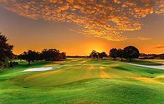 Laurel Oak Gold Course Sunset