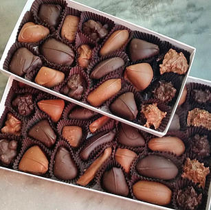 Chocolate Covered Fruit-Assortment