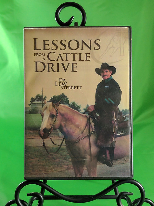 Lessons From a Cattle Drive