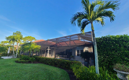 Longboat Key Roofing - Specialty Porcelain Tile Roof BEFORE
