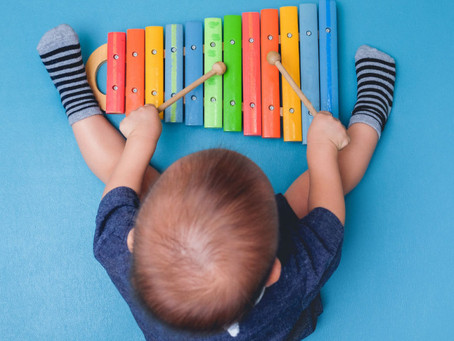 7 amazing reasons to take your baby to music classes